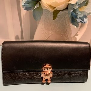 Ted Baker Robot Leather Matinee Wallet